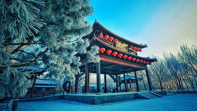 和平区春节文化活动丰富多彩