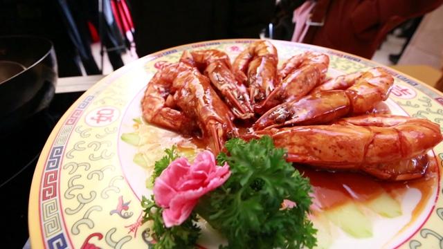 大师风味 刘敬贤鹿鸣春烹饪美味