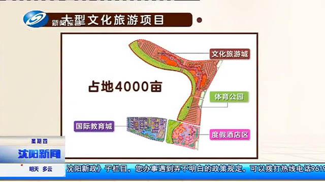 """800亿元投资项目落地 """"沈阳速度""""再次刷新"""