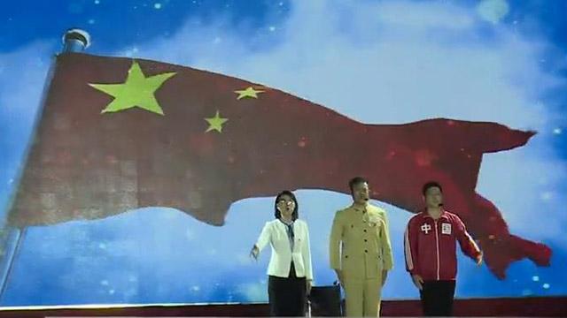 我市各地喜迎新中国成立70周年