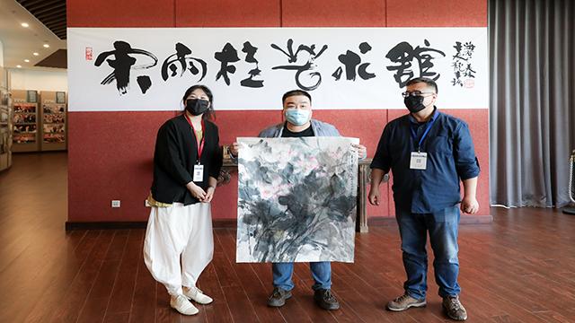 艺术家王修光&肖力带你走进宋雨桂的艺术世界
