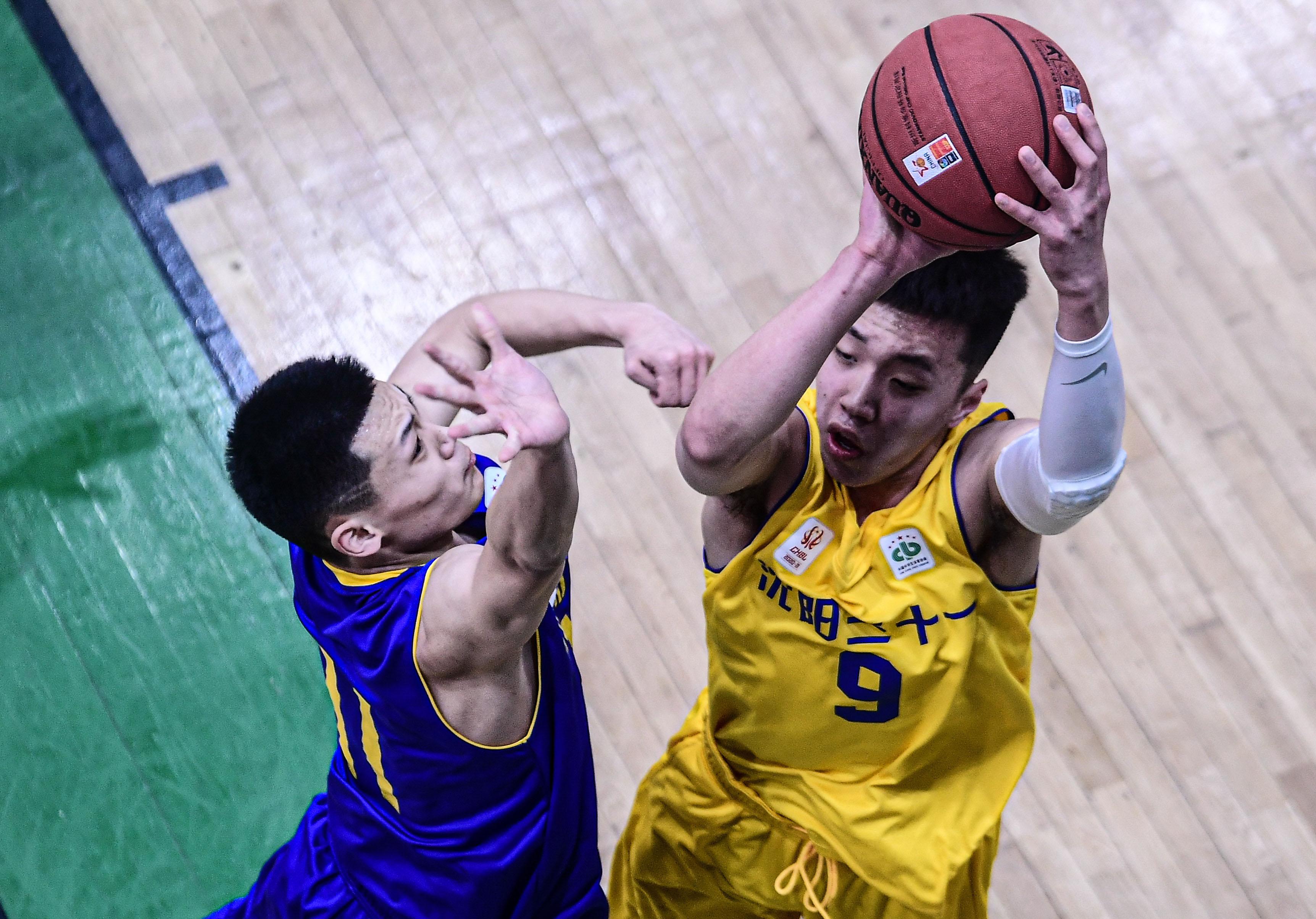 2020-2021中国高中篮球联赛北赛区在沈阳打响