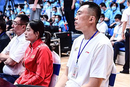 沈阳市第三届市民运动会暨沈阳市第十五届运动会开幕