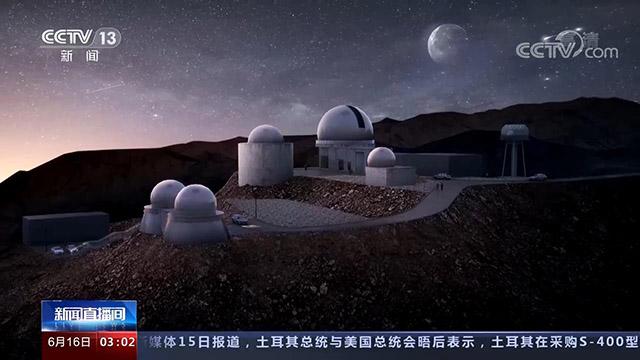 海西冷湖:世界级天文台正在建设
