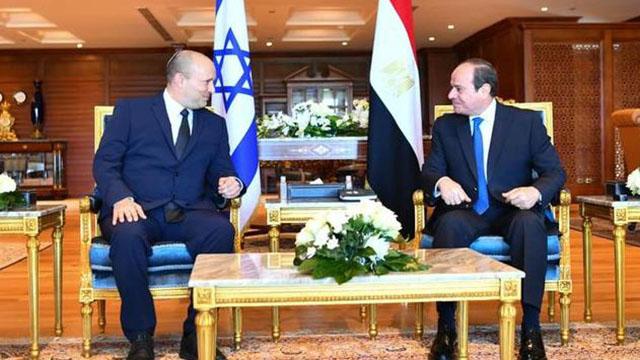 埃以领导人举行2011年来首次会晤